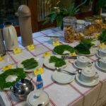 Mesa de chá Pousada Alto São Martinho